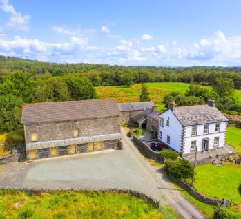 The Grove, Witherslack, The Lake District, LA11 6RY. 4 bedroom detached house for sale