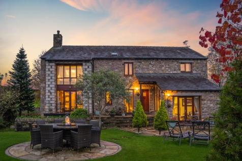 Lodge Barn, Ackenthwaite, Milnthorpe, LA7 7DQ. 4 bedroom barn conversion for sale