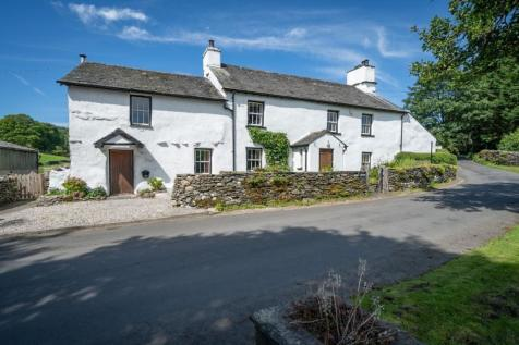 Mitchelland House and Cottage, Crook, Kendal, LA8 8LL. 6 bedroom country house for sale
