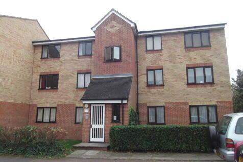 Prestatyn Close,Langley,Stevenage,SG1. 1 bedroom ground floor flat