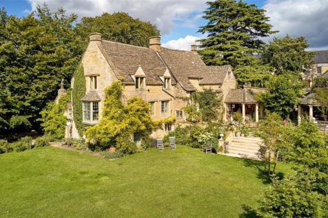 Chipping Norton, Oxfordshire, OX7. 5 bedroom detached house