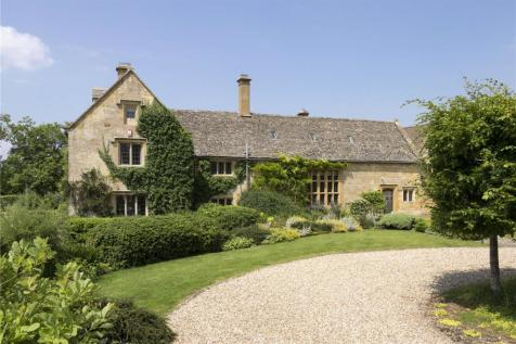 Stanton, Broadway, Gloucestershire, WR12. 7 bedroom detached house for sale