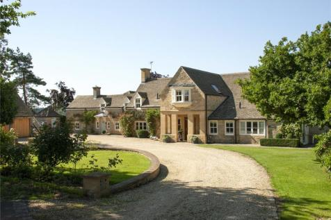 Fish Hill, Broadway, Gloucestershire, WR12. 6 bedroom detached house for sale