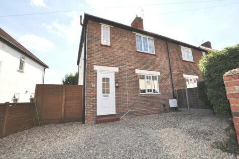 Durham Close, Guildford, Surrey. 4 bedroom semi-detached house