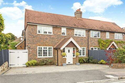 Sandhills Road, Reigate, Surrey, RH2. 4 bedroom semi-detached house for sale