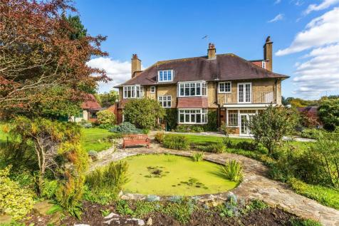 Church Hill, Merstham, Redhill, Surrey, RH1. 7 bedroom detached house for sale