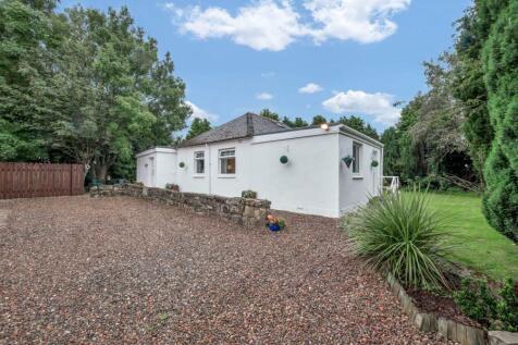 Sauchenford Holdings, Sauchenford, Plean, Stirling, FK7. 5 bedroom bungalow