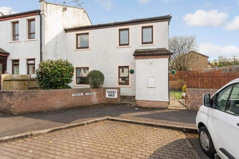 McAllister Court, Main Street, Bannockburn, Stirling, FK7. 3 bedroom end of terrace house for sale