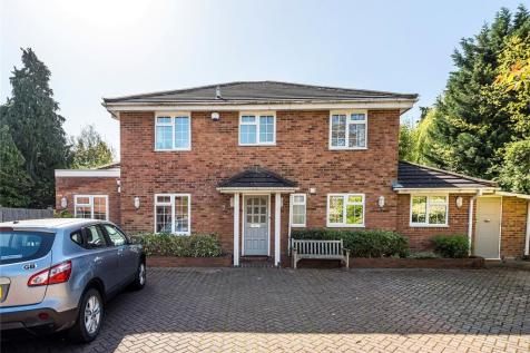 Dunton Close, Surbiton, KT6. 4 bedroom detached house