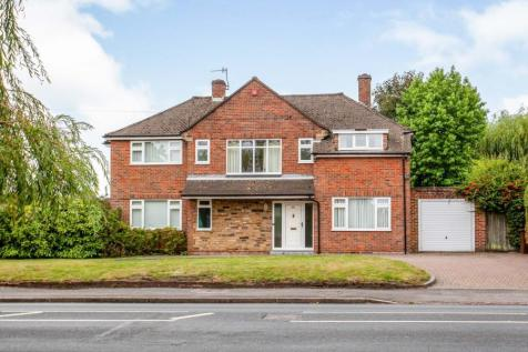 The Ridgeway, Tonbridge, Kent, ., TN10. 4 bedroom detached house for sale
