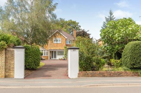 Stratford Road, Watford, Hertfordshire, WD17. 4 bedroom detached house for sale