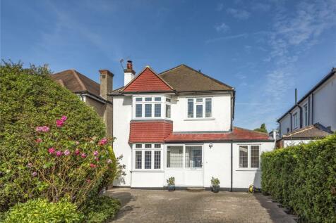 Graham Close, Shirley, Croydon. 4 bedroom detached house for sale