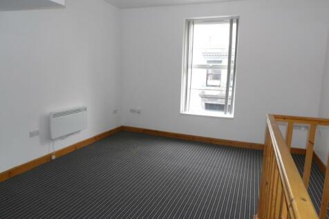 Victoria Street, BB1. 2 bedroom flat