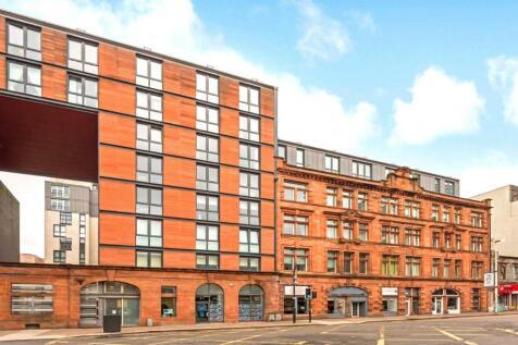 Oswald Street, Glasgow, G1 4PG. 1 bedroom apartment