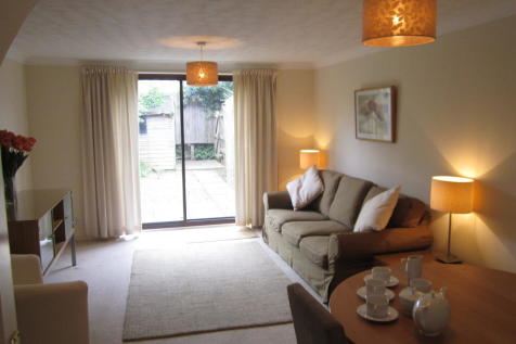 KIRBY PLACE, COWLEY. 3 bedroom house