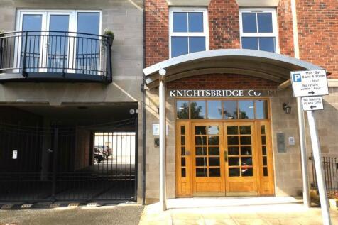 Knightsbridge Court Warrington. 1 bedroom apartment