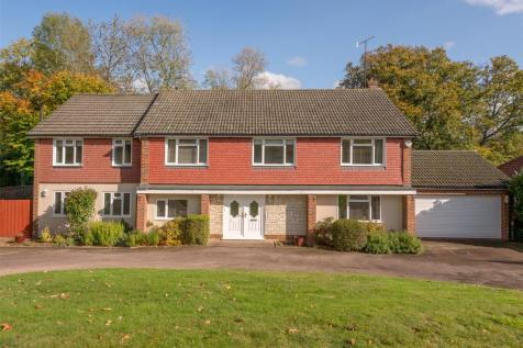 Church Hill, Merstham, Redhill, RH1. 5 bedroom detached house for sale