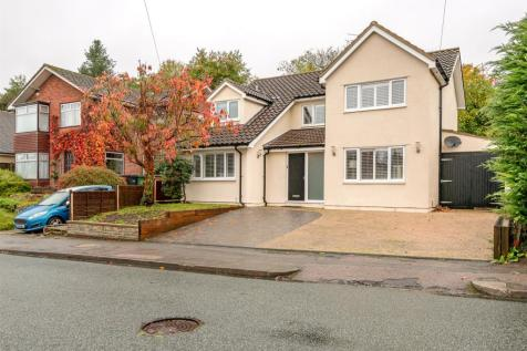 Copse Road, Redhill, RH1. 4 bedroom detached house for sale
