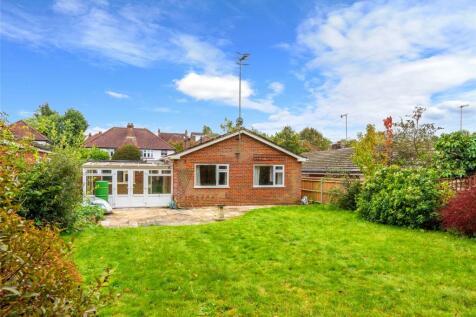 The Close, Reigate, Surrey, RH2. 2 bedroom bungalow for sale
