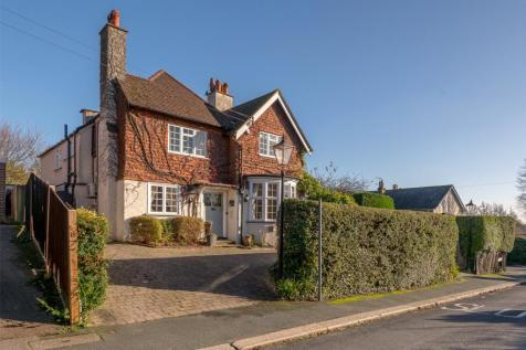 Earlswood Road, Redhill, Surrey, RH1. 5 bedroom detached house for sale