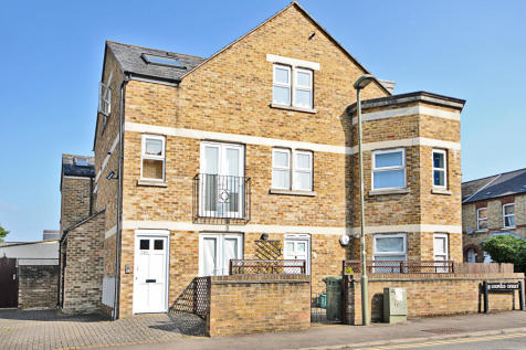 Leopold Street, Oxford. 2 bedroom flat