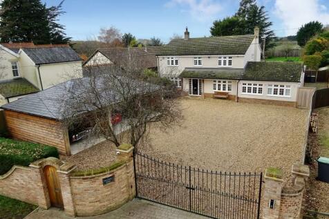 Ballaridge House. 5 bedroom detached house for sale
