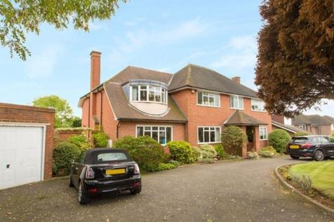 Chatsworth Road, Ealing, W5. 5 bedroom detached house for sale