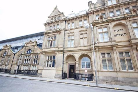 The Post Office, City Centre, Sunderland, SR1. 1 bedroom apartment for sale