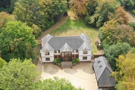 Church Lane, Ewshot, Farnham, GU10. 7 bedroom detached house for sale