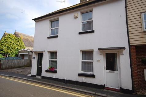 Hythe. 2 bedroom semi-detached house