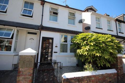 Saltwood. 2 bedroom terraced house