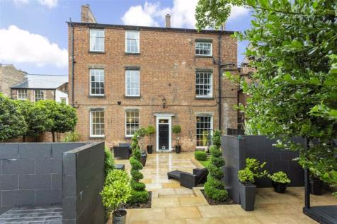 St Mary's Gate, Derby. 6 bedroom character property