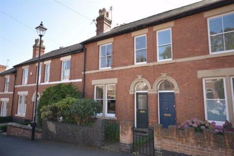 Kingston Street, Derby. 3 bedroom terraced house for sale