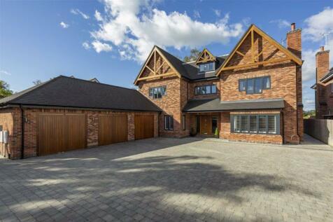 Cloves Hill, Morley, Ilkeston, Derbyshire. 6 bedroom detached house for sale