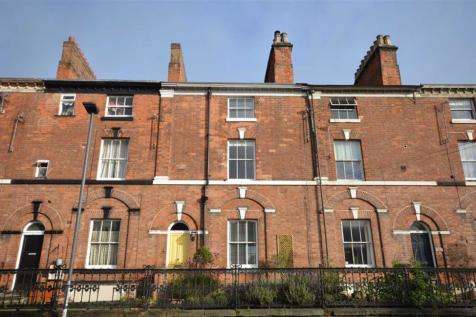 Edward Street, Strutts Park, Derby. 5 bedroom town house for sale