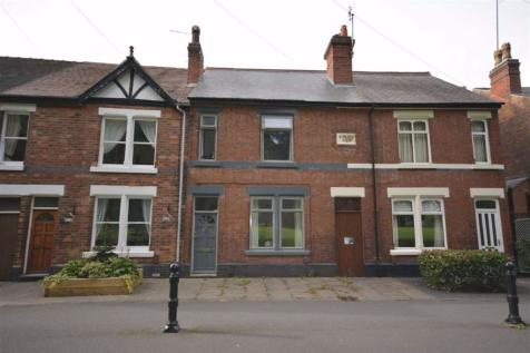 Chester Green Road, Chester Green, Derby. 4 bedroom terraced house for sale
