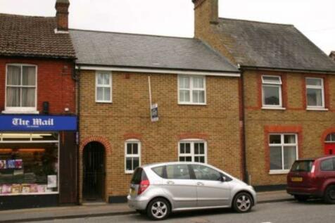 St Johns Road, Boxmoor.. 1 bedroom maisonette