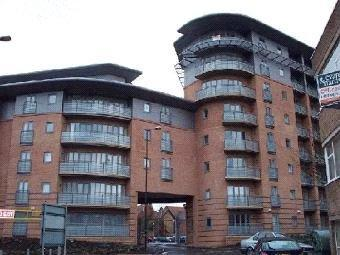 Alvis House, Manor House Drive, Coventry, West Midlands, CV1. 2 bedroom apartment for sale