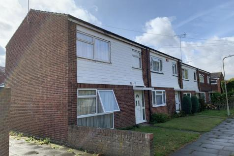 Knowlton Walk, CANTERBURY. 3 bedroom end of terrace house