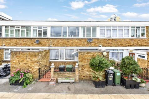 Cottingham Road, London SW8. 4 bedroom terraced house