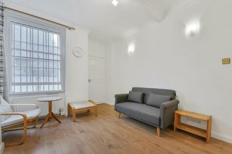 Cartwright Street, London E1. 1 bedroom flat