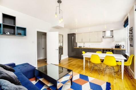Camberwell Road, London SE5. 1 bedroom flat