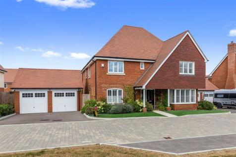 Augustine Drive, Finberry, Ashford. 5 bedroom detached house for sale