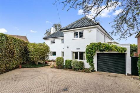 Brooke Road, Ashford, Kent. 4 bedroom detached house