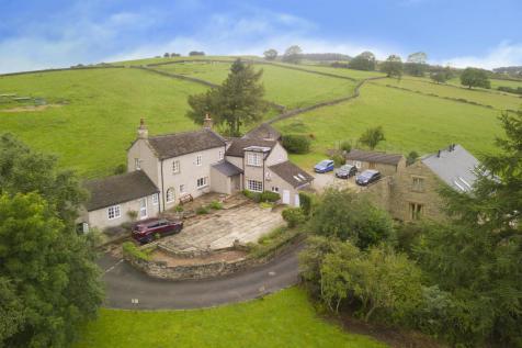 Eyam, Hope Valley. 5 bedroom detached house for sale
