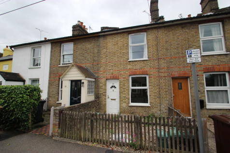 South Primrose Hill, Chelmsford. 2 bedroom cottage