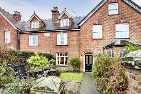 Pilmer Road, Crowborough. 3 bedroom terraced house for sale