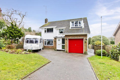Mount Pleasant, Crowborough. 4 bedroom detached house for sale
