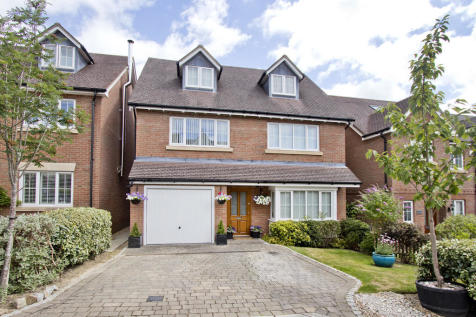 Coombe Edge, Crowborough. 5 bedroom detached house for sale