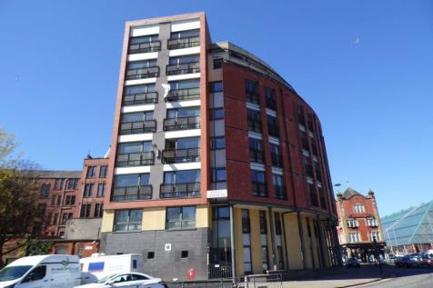 Howard Street, Glasgow. 1 bedroom flat